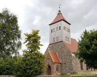 Kirche Groß-Ziethen, Foto: Kirchengemeinde Groß-Ziethen