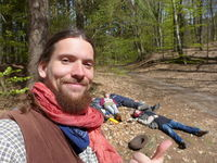 Wanderung mit Julian Beyer, Foto: Julian Beyer