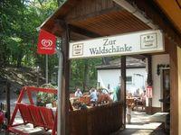 Blick Zur Waldschänke, Foto: Gaststätte