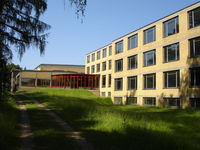 Baudenkmal Bundesschule Bernau, Foto: Förderverein Baudenkmal Bundesschule Bernau