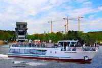 Fahrgastschifffahrt Oderberg, Foto: Schlößin