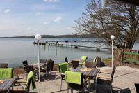Außenplätze Terrasse, Foto: EJB Werbellinsee GmbH