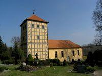 Dorfkirche Prenden, Foto:Förderverein Dorfkirche Prenden e.V.